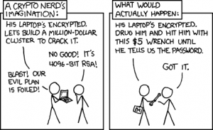 Break Encryption